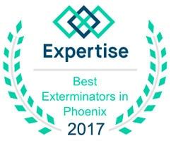 2017 Best Exterminaators in Phoenix