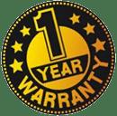 One Year Bed Bug Warranty